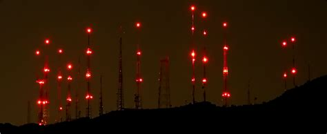 as lights obstruction lights with arm and juntion box icao faa
