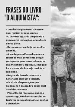 """O alquimista"" de Paulo Coelho. resumo pt - Portugueses"