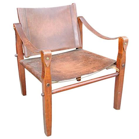 Safari Furniture by Safari Chair In The Manner Of Kaare Klint At 1stdibs