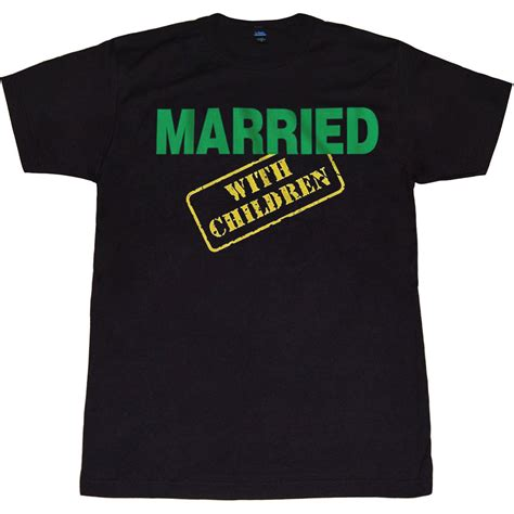 chuck house mwc married with children logo t shirt animationshops com