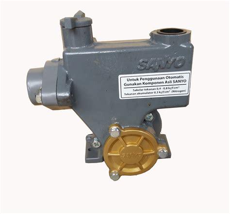 nilai kapasitor pompa air sanyo 28 images jual sanyo p h137c otomatis pompa sumur dangkal