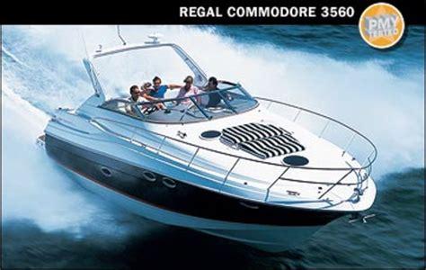 regal commodore  power motoryacht