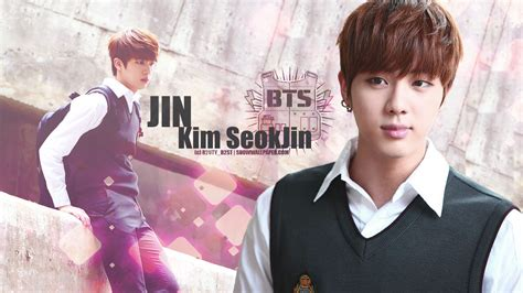 wallpaper jin bts bangtan boys bts wallpaper 36259989 fanpop