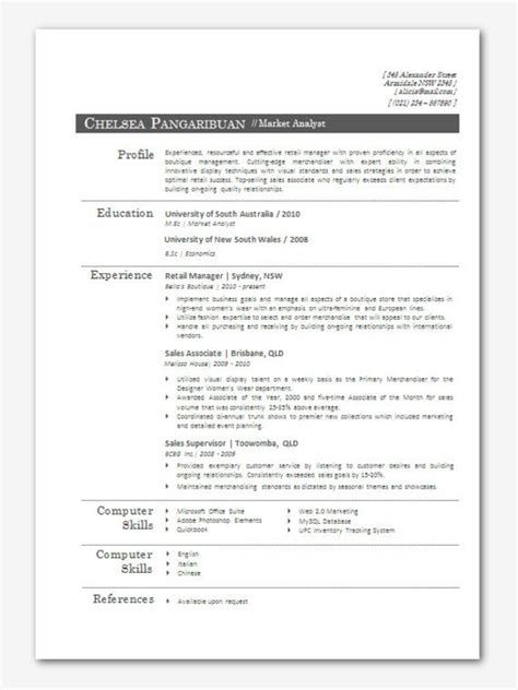 modern day resume template on word modern microsoft word resume template chelsea by inkpower