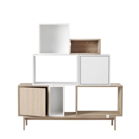 Muuto Stacked by Muuto Stacked I Ask Med L 229 Ge Byg Dit Eget Stacked Reolsystem