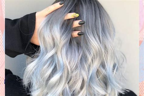 how to get gray hair color how to get grey hair a guide to 2019 s silver hair colour