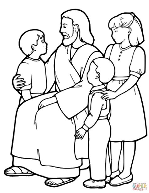 jesus coloring pages new jesus coloring pages for printable thousand of