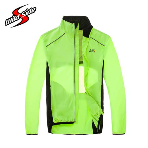 rain jacket for bike riding tour de france breathable cycling rain coat jacket bike