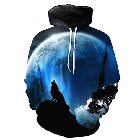 Hoodie Wolf swag lord s 3d wolf hoodie chinaoriginals