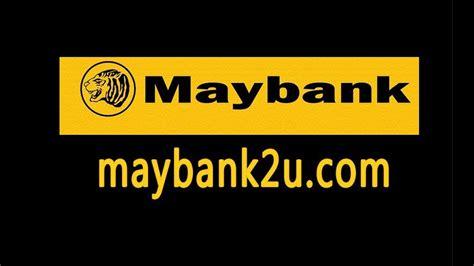 penipuan internet melalui maybanku berhati hatilah youtube