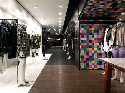 türen shop clothing store counter trend volvoab