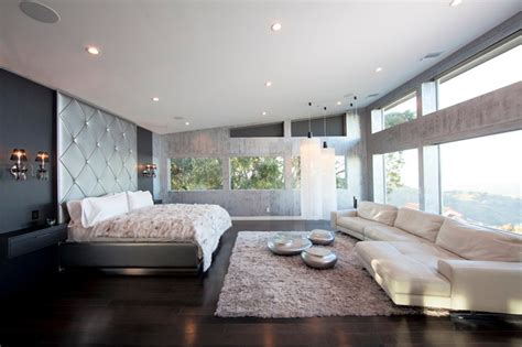 schlafzimmer le modern beverly residence modern bedroom los