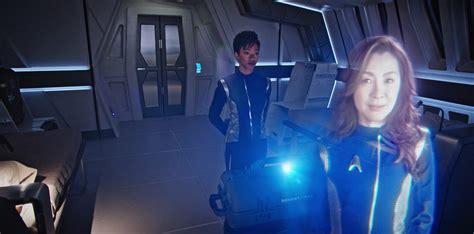 elon musk zefram cochrane review fourth episode of star trek discovery feels
