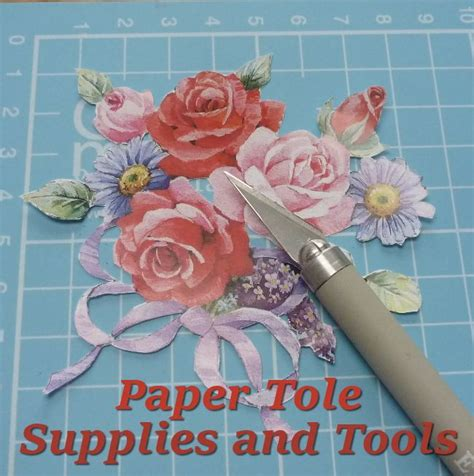 Decoupage Craft Supplies - paper tole papier tole 3d decoupage craft supplies and