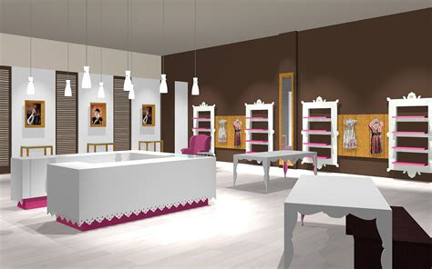 some inspiring and innovative interior retail design ideas