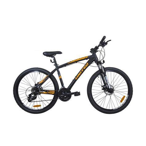 Sepeda Mtb 26 Florida jual united miami 2 0 sepeda mtb 26 inch harga kualitas terjamin blibli