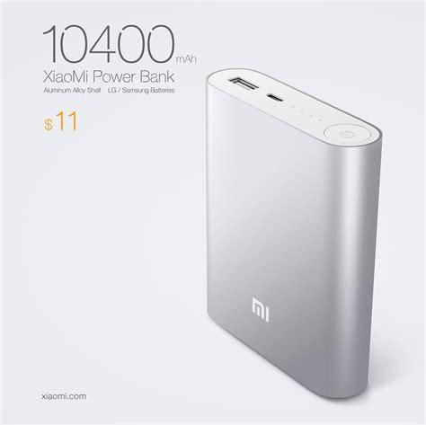 Xiaomi S 10 400mah xiaomi s 10 400mah power bank costs just 11 gizchina