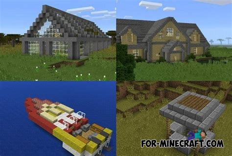 design home 1 02 65 mod insta house mod v 8 0 for minecraft pe 0 13 0 14 0 0 14 1