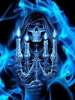 imagenes de calaveras azules mejores 29 im 225 genes de fuego azul en pinterest fuego