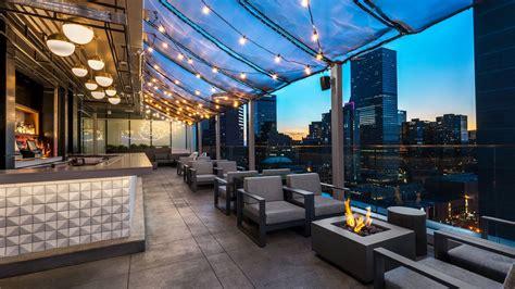 roof top bars denver 54thirty rooftop bar le meridien denver downtown