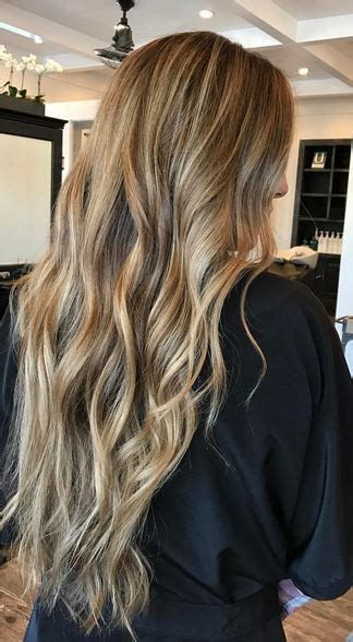 Strawberry Balayage Mane Interest Mane Interest