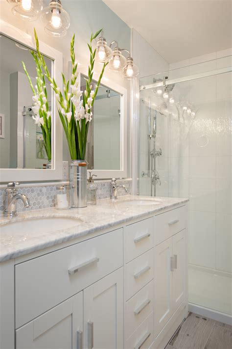 small bathroom mirrors cabinet doherty house chic remodeling small bathroom beautifully decohoms