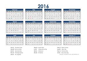 5 Week Calendar Template by 2016 Accounting Calendar 4 5 4 Free Printable Templates
