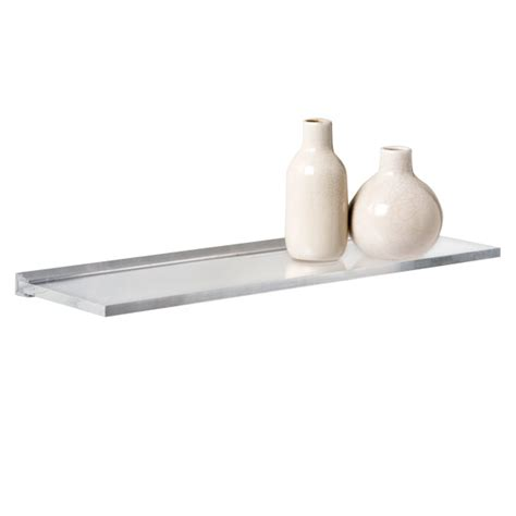 Acrylic Shelf by Sheer Acrylic Shelves By Umbra The Container Store