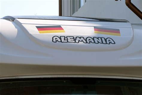 Wohnmobil Aufkleber Entfernen by Alemania Aufkleber F 252 R Wohnmobil Panamericanareise De