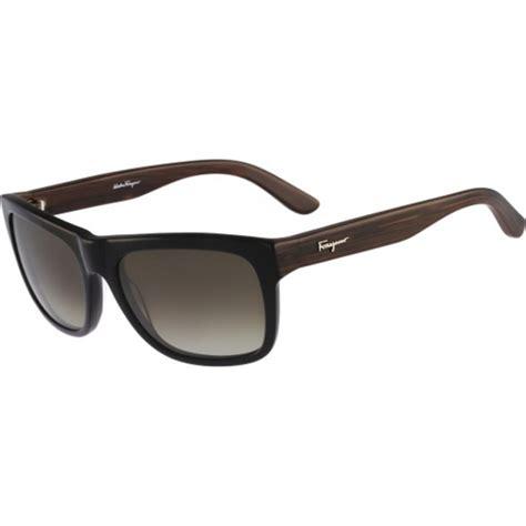 Sunglass Salvatore Ferragamo Coklat sf686s 001 mens salvatore ferragamo sunglasses sunglasses2u