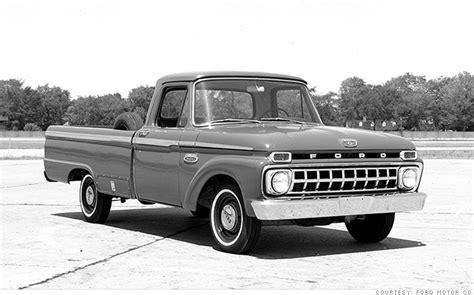 1965 smooth move evolution of the ford f 150 cnnmoney