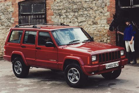 jeep 90s 10 cars that defined the 90s