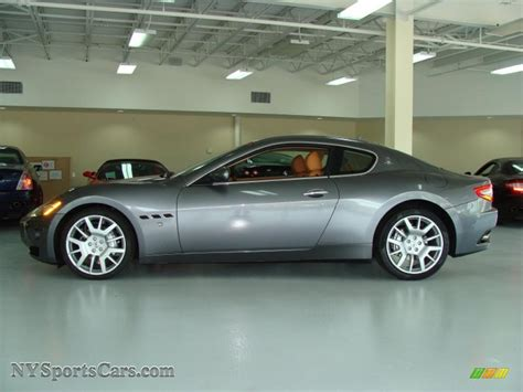 maserati granturismo grey 2010 maserati granturismo in grigio alfieri grey photo