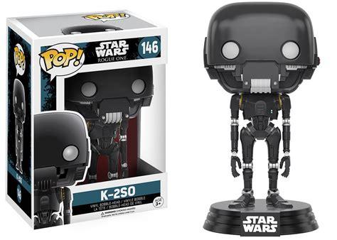Funko Pop Wars Series K2so One k2s0 k2so guerra galaxias funko pop wars rogue one cf