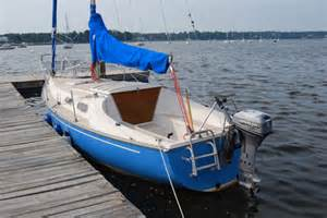 Chrysler 22 Sailboat Chrysler 22 1977 Bank New Jersey Sailboat For Sale