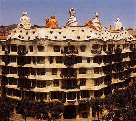 Mil Apartment by Seeing Gaudi In Barcelona