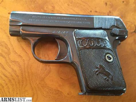 Colt Auto by Armslist For Sale Colt 25 Auto