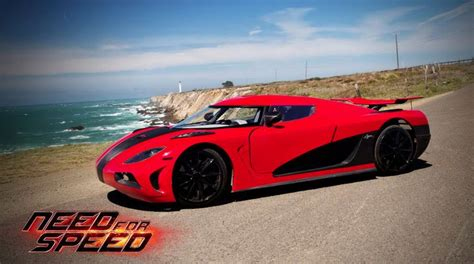 Koenigsegg Ccx Speed Koenigsegg Agera R Need For Speed Autos Famosos
