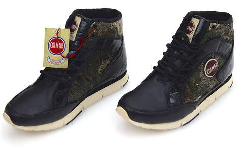scarpa zeppa interna colmar scarpa sneaker con zeppa interna donna mimetico