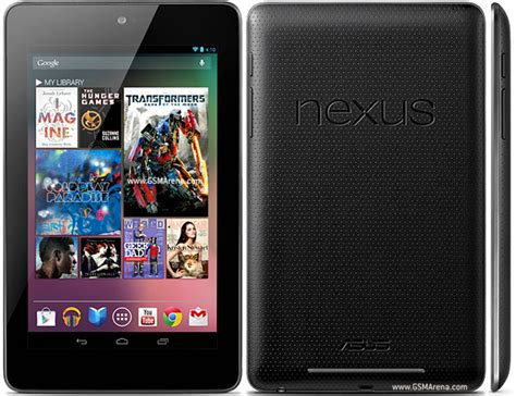 Tablet Asus Nexsus 7 asus nexus 7 pictures official photos