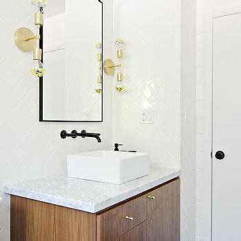 metal framed bathroom mirrors black framed bathroom mirror design ideas metal frame
