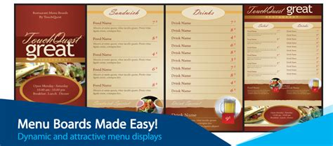 home menu board design menu board engaging menu board design menu board extenders