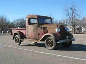 sell used 1934 chevy 1 2 ton ratrod in wichita