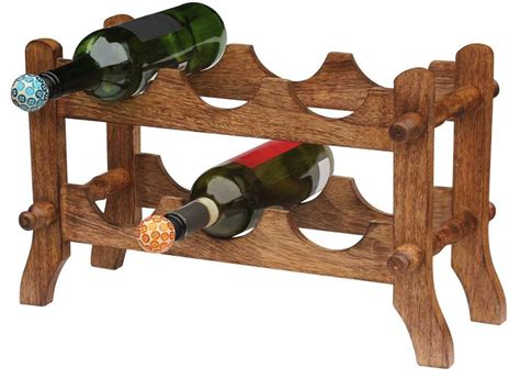 Small Tabletop Wine Rack by 1000 Ideas About Countertop Wine Rack On Small Wine Racks Tabletop Wine Rack And