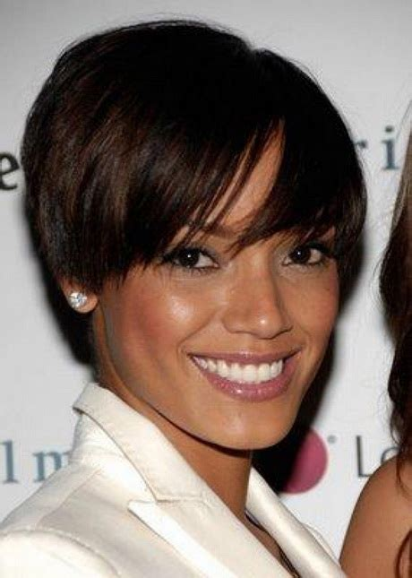 pictures of cute short hairstyles for people with protruding foreheads cute black people hairstyles newhairstylesformen2014 com