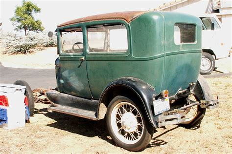a ford 29 ford model a