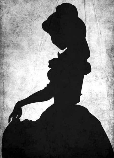 Tumblr | Disney silhouettes, Disney art, Disney beauty
