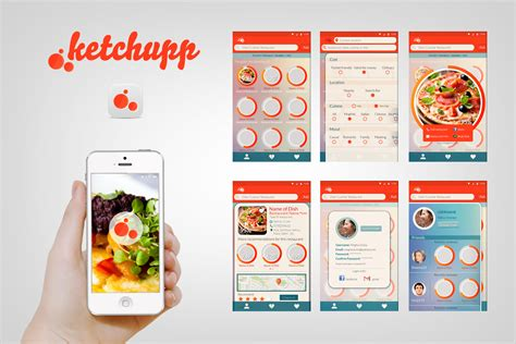 design restaurant app mobile app design moon rabbit strategy