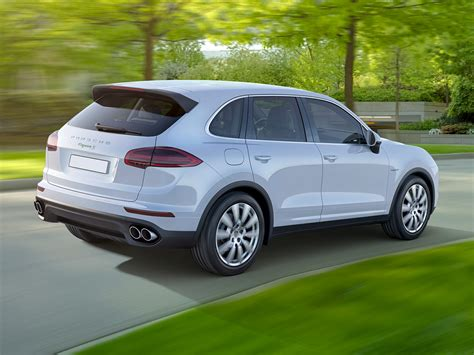 Porsche Cayenne Features by 2017 Porsche Cayenne E Hybrid Price Photos Reviews