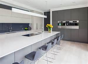 35 gray kitchen counters you can t say no to with pictures